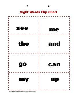 Kindergarten Reading: Sight Word Bingo, Sentences and Flash Cards CCSS