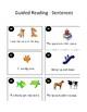 Kindergarten Reading: Sight Word Bingo, Sentences and Flas
