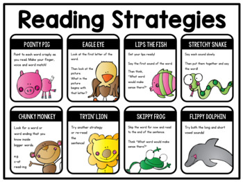 274 best images about Reading Posters, Quotes and ... |Kindergarten Reading Strategies Poster