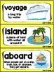 Kindergarten Reading Street Amazing Word Cards Alistair and Kip