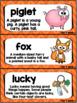 Kindergarten Reading Street Amazing Word Cards My Lucky Day