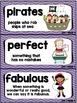 Kindergarten Reading Street Amazing Word Cards Smash! Crash!