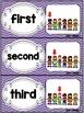 Kindergarten Reading Street Amazing Word Cards The Little