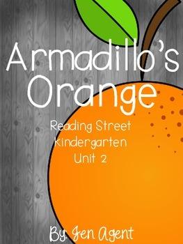 Armadillo's Orange