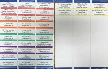 Kindergarten Reading Street Book Labels