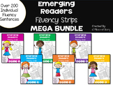 Emerging Readers Fluency Sentences BUNDLED (Aligned to Rea