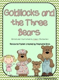 Goldilocks and the Three Bears - Scott Foresman Reading Street® Resource Packet