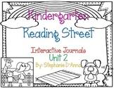 Kindergarten Reading Street Interactive Journal Unit 2