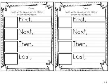 Kindergarten Reading Street Interactive Journal Unit 3