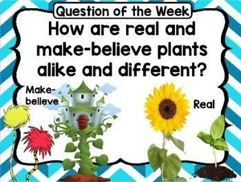 Kindergarten Reading Street Jack and the Beanstalk Unit 2 Week 6 Day 1 Flipchart