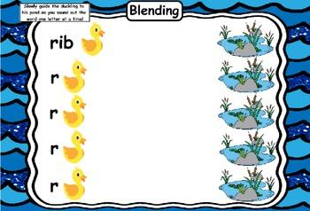Kindergarten Reading Street Little Quack Unit 3 Week 2 Flipchart