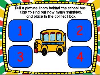 Kindergarten Reading Street Miss Bindergarten Unit 1 Week 4 Flipchart