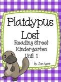 Plaidypus Lost {D'Nealian Version}
