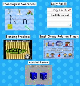 Kindergarten Reading Street SMARTboard Companion Unit 3 Week 1- Little Panda