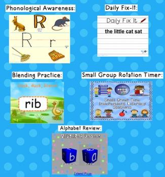 Kindergarten Reading Street SMARTboard Companion Unit 3 Week 2- Little Quack