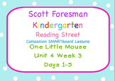 Kindergarten Reading Street SMARTboard Companion- Unit 4 W