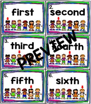 Kindergarten Reading Street: The Little School Bus Write the Room