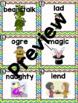Kindergarten Reading Street Unit 2 Write the Room Bundle