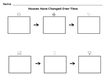 "Kindergarten Reading Street Unit 3 Lesson 5 Read Aloud ""Houses""."