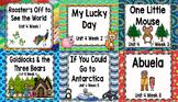 Kindergarten Reading Street Unit 4 Flipchart Bundle