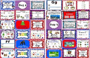 Kindergarten Reading Street We Are So Proud Unit 1 Week 2 Flipchart