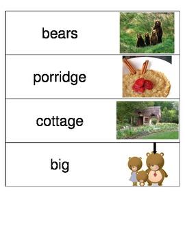 Kindergarten Reading Streets Amazing Word cards Unit 4 Week 4