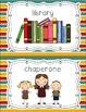 Kindergarten Reading Street's Miss Bindergarten Takes a Field Trip: CCSS Edition