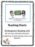 Kindergarten Reading Curriculum: Launching Reading Workshop & Reading Routines
