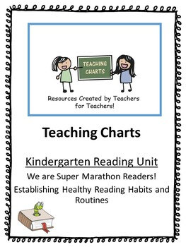 Kindergarten Reading Curriculum: Launching Reading Workshop & Reading Routines