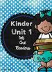 Kindergarten Reading Units of Study Teacher Binder Covers