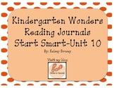 Kindergarten Reading Wonders Journals