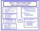 Kindergarten Reading Wonders Planning Pages