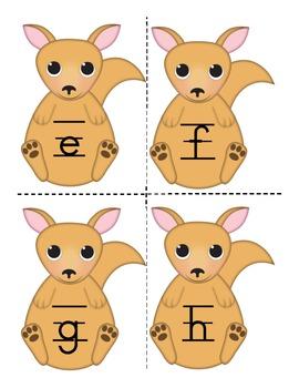 Kindergarten Reading Wonders Start Smart Week 1