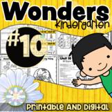 Kindergarten Wonders - Unit 10