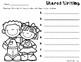 Kindergarten Reading Wonders Unit 10 Writing