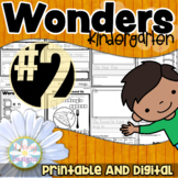 Kindergarten Wonders - Unit 2