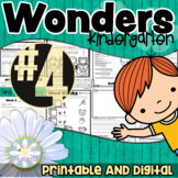 Kindergarten Wonders - Unit 4