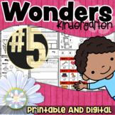 Kindergarten Wonders - Unit 5