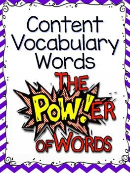 Kindergarten Ready Gen 2016 - Vocabulary Cards Unit 1 Module A
