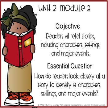 Kindergarten Ready Gen Objectives