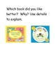 Kindergarten Ready Gen Unit 2ATeam Talk Questions