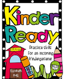 Kindergarten Ready Pack