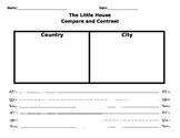 Kindergarten ReadyGen Unit 2A performance task writing paper