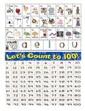 Kindergarten Reference Sheet