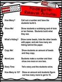 Kindergarten Rekenrek Activities