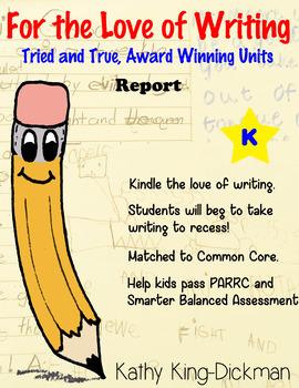 Reports Kindergarten
