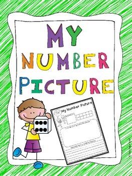 Kindergarten Representing Numbers