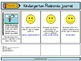 Kindergarten Response Journal Rubric