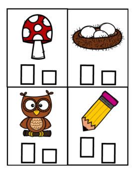 Kindergarten Review: Beginning Sounds Activities