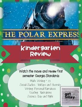 Kindergarten Review The Polar Express
